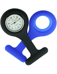 Philip Mercier NW12/C - Reloj de bolsillo analógico unisex multicolor