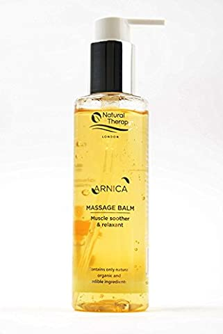 NTL Arnica Massage Balsam Wärme Stimulator 150 ML