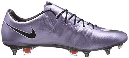 Nike Herren Mercurial Vapor X Sg-Pro Fußballschuhe Violett (Mehrfarbig)