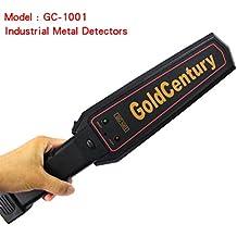 Rekkles Sensor de Alambre electrónica del Detector de Metales Handheld Profesional Buscador de Oro de Alta
