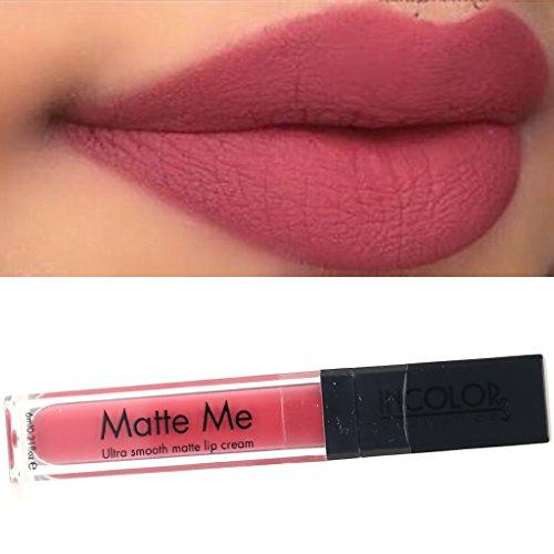 INCOLOR Matte Me 24hr Stay Ulta Smooth Lip Cream - 426
