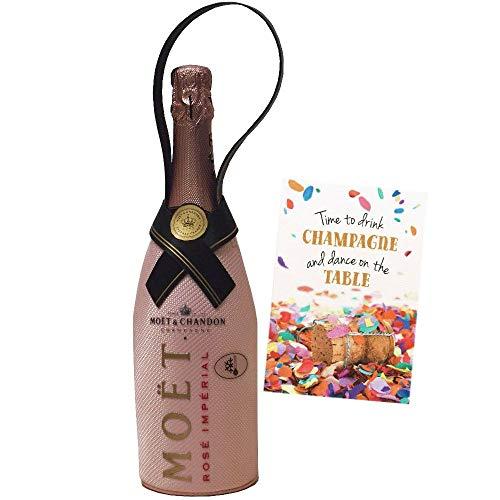 Moët & Chandon Rosé Impérial Emoëticons Limited Edition