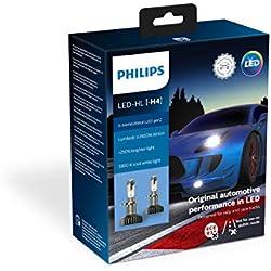 Philips automotive lighting 11342XUWX2 X-tremeUltinon gen2 LED ampoule de phare automobile (H4), 5.800K, Set de 2
