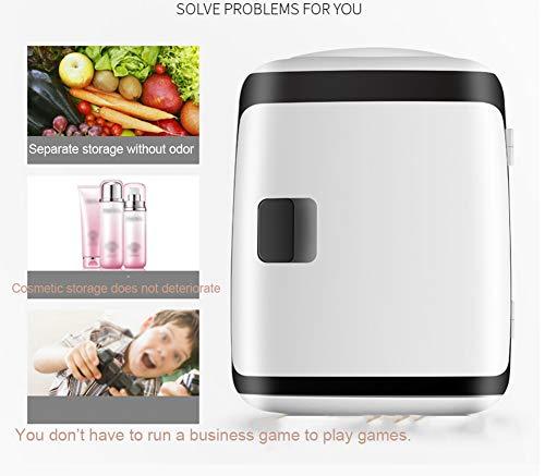GGO Mini refrigerador/hogar, Oficina, automóvil o refrigerador y Calentador eléctrico Marino de...
