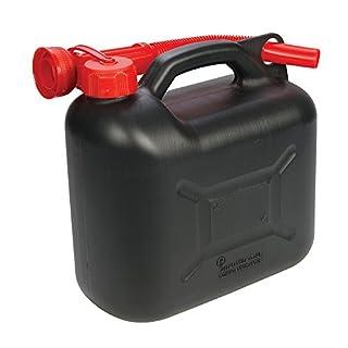 Silverline 199991 Plastic Fuel Can, 5 L