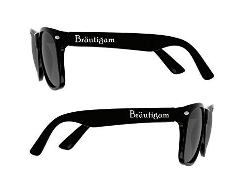 Junggeselle Verkleidung Sonnenbrille