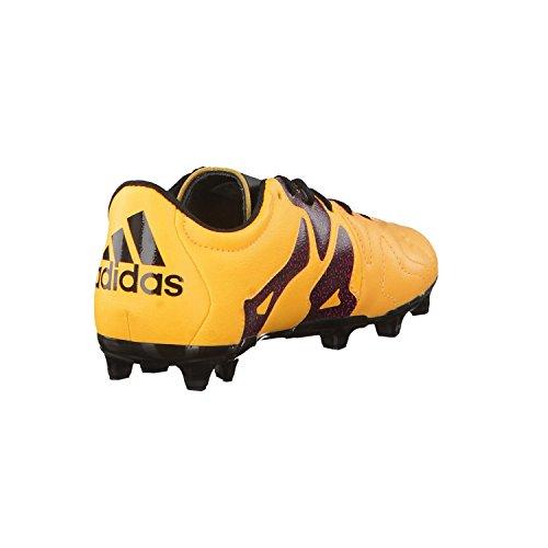 Negro Di Pelle Calcio In Rosa Misto Rosimp Negbas Multicolor Adidas dorsol Bambino 3 J Scarpe Ag X Amarillo Fg 15 CPqax7