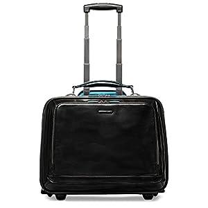 Piquadro Trolley Tasche schwarz 39 cm