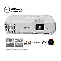 Epson Eb-W05 Projektör, Wxga 3.300 Lümen, 15K Kontrast, 10K Lamba Ömrü, Hdmi