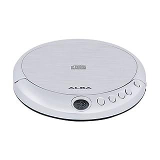 Alba Personal CD Player - Silver (5139141)