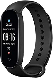 Smartwatch, 0,96'' Full Touch Schermo Orologio Fitness Activity Tracker Impermeabil IP67, Sport Watch