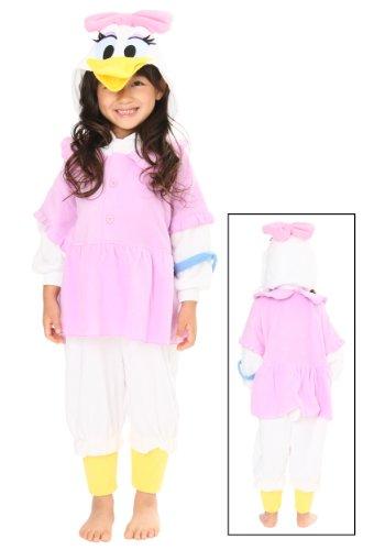 Disney Pyjama Kigurumi - Daisy (Cosplay Kostüme Daisy)