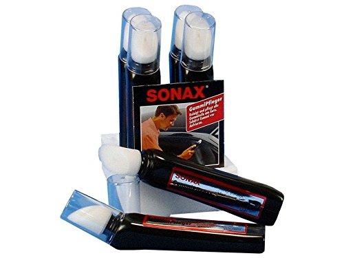 SONAX Gummipfleger mit Schwamm-Applikator 100ml