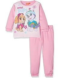Nickelodeon Paw Patrol Colorful Sweet Pups, Conjuntos de Pijama para Bebés
