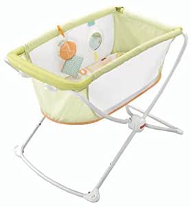 Fisher Price Rock N Play Portable Bassinet - Baby Gear