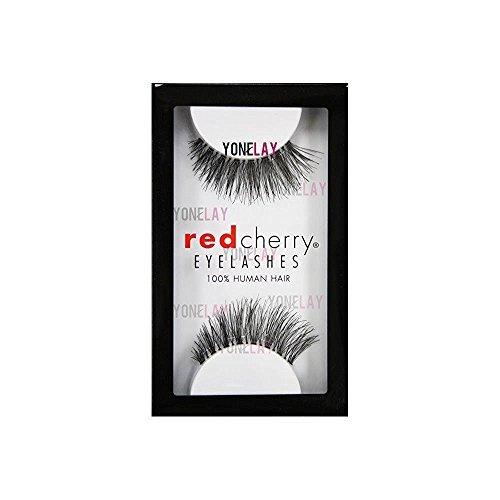 Red Cherry N° 43 Faux-cils avec de vrais poils
