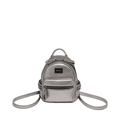 Mini zaino/Borse donna/Rivet vento College satchel Joker/Borsa piccola-A C