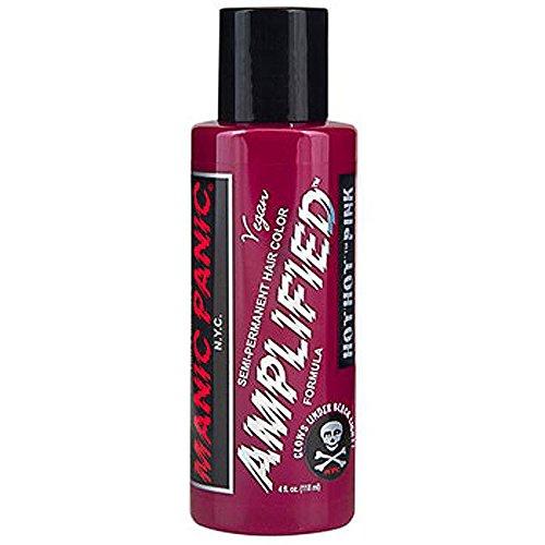 Manic Panic Amplified Semi-Permanente Haarfarbe 118ml (Hot Hot Pink)