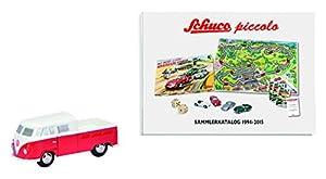 Schuco 450607200 Piccolo - Juego de Coches para coleccionistas de Modelos 1994-2015/VW T1