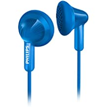 Philips SHE3010BL/00 - Auriculares de botón, color azul