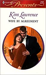 Wife by Agreement (Harlequin Presents) by Kim Lawrence (2000-12-05)