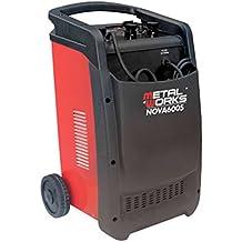 Cargador y arrancador de baterias 12v y 24v alta potencia N600S