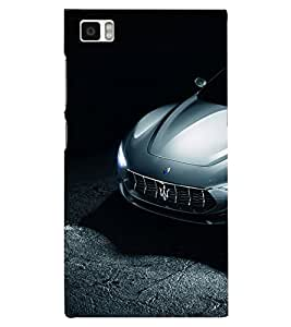 PRINTSHOPPII SPORTS CAR Back Case Cover for Xiaomi Redmi Mi3::Xiaomi Mi 3
