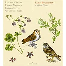 Boccherini: La Bona Notte (Streichtrios)