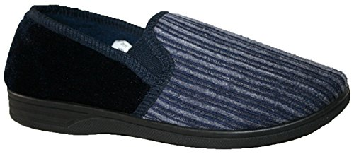 Blu Marino R Uomini Gli Pantofole Blu Per Lj xHZ0vx