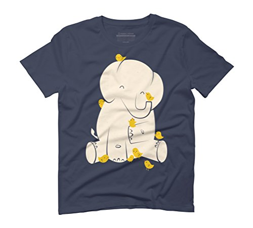 Big Mama Men's Graphic T-Shirt - Design By Humans Navy