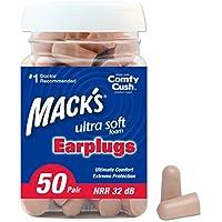 Mack's Beco - Tapones para oídos beige beige Talla:50 pares