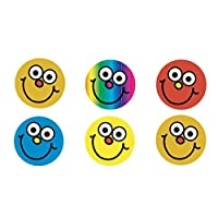 Sticker Solutions Round Mini Smiley Face Reward Stickers (Pack of 234)