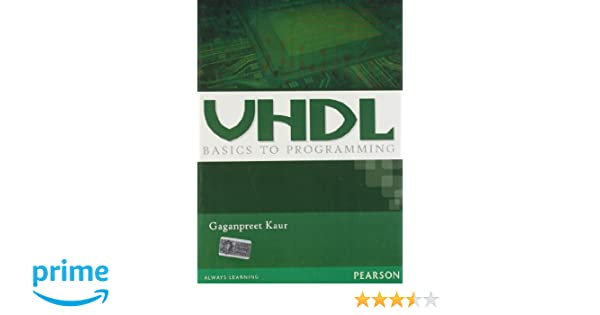 Buy VHDL: Basics to Programming Book Online at Low Prices in