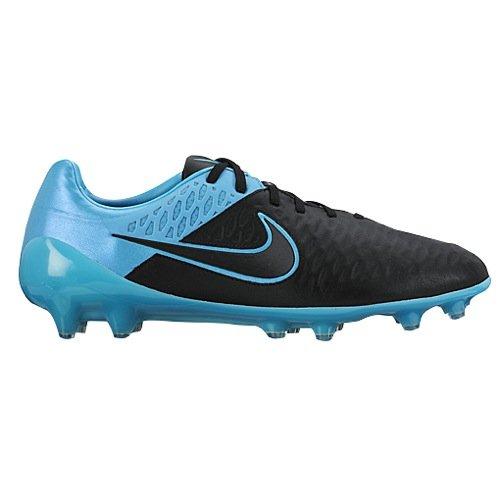 Nike Herren Magista Opus Leder Fußball Klampen, Herren, Sable Green
