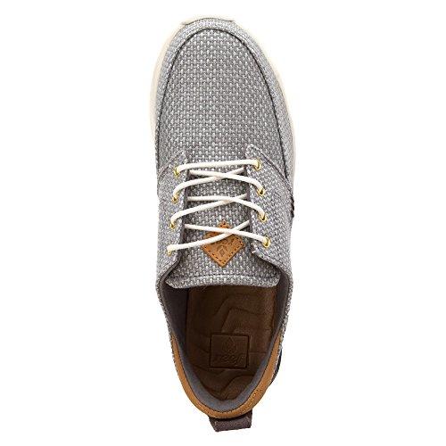 Reef Rover Low Tx, Sneaker Donna Grigio (grigio)