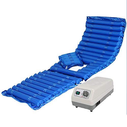 Anti-Dekubitus Air Bed Micro-Hole Spray Design Airs Matrress Multi-Funktion Alternatiierende Fluktuation Home Patientenpflege-Matratzen,A,200x90cm