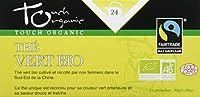 Touch Organic Thé Vert 24 Sachets 48 g - BIO
