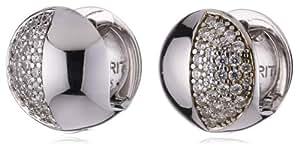 Esprit Ohrringe SPHERE GLAMOUR 925 Sterling Silber S.ESCO90656A000