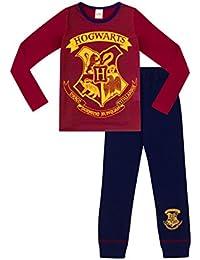 ThePyjamaFactory Girls Harry Potter Pyjamas Harry Potter Pajamas Hogwarts PJS 6 To 13 Years W17
