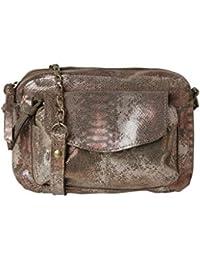 ca447882c330 Amazon.fr   sac pieces cuir - Valises et sacs de voyage   Bagages