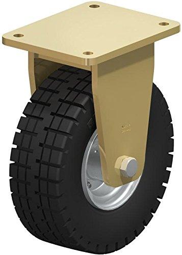 BLICKLE bs-vle 255K feste Caster, 25cm Rad Durchmesser, 990LB. Tragkraft