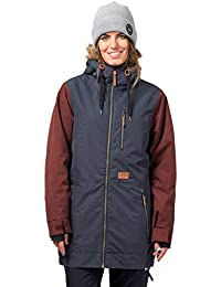 Snow es Ropa Horsefeathers Mujer Amazon Chaquetas E8q0P