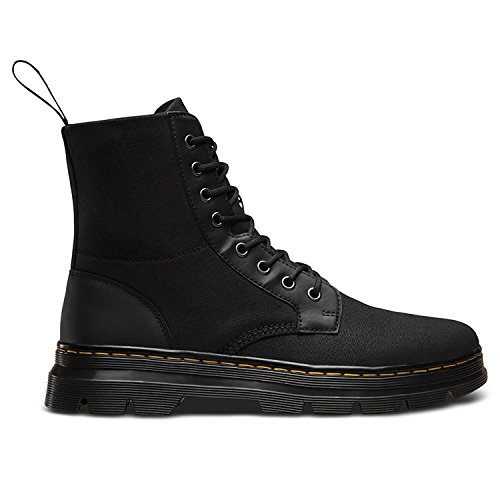 Dr.Martens Womens Combs Waxy Canvas Canvas Boots