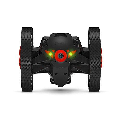 Parrot Jumping Sumo Minidrone (WiFi, Wide Angled Kamera) schwarz - 3