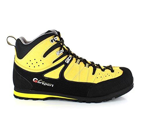 Garsport ,  Scarponcini da camminata ed escursionismo uomo Giallo giallo