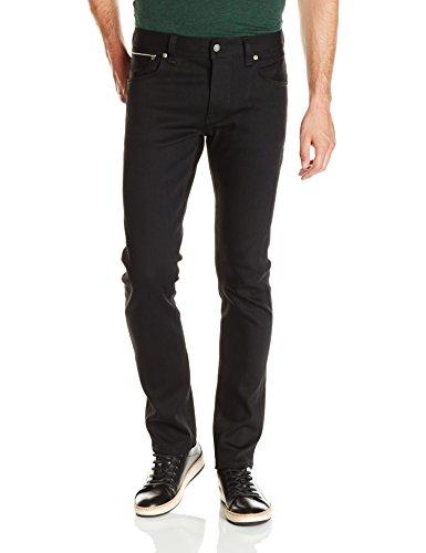 nudie-jeans-homme-noir-noir-34w-x-32l