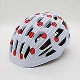 Y-YT Fahrradhelm Kinder Helm atmungsaktiv Sicherheit Schutz ultraleichtem Gewicht Rollschuhlaufen Reithelm