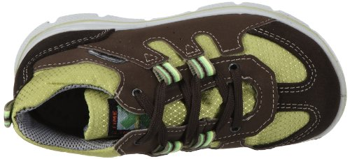 Ricosta 2020700, Chaussures basses bébé garçon Marron (Mokka/Pea 284)