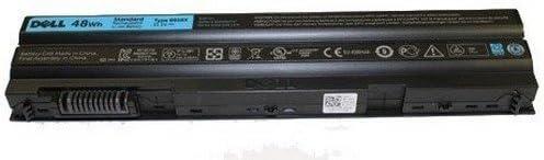 DELL 6 Cell Original Battery for Inspiron 17R 4720 5720 7720 17R SE 4720 SE 5720 17R SE 7720 17R Turbo Inspiron 4720 Black
