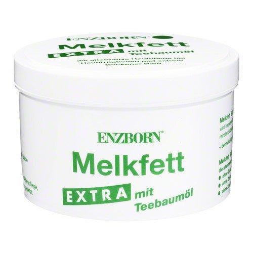 MELKFETT extra mit Teebaumöl Enzborn 250 ml Salbe